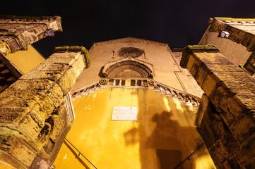 Taranto Chiesa di San Domenico Maggiore