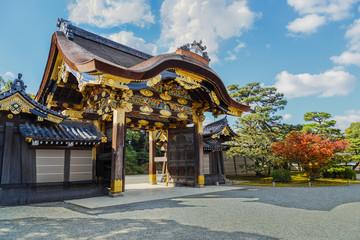 Ninomaru Palace at Nijo Castle in Kyoto