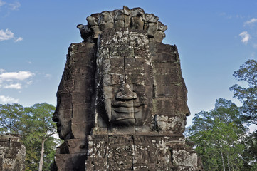 Cambogia. Angkor Thom