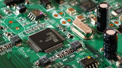 Microchip Leiterplatte2