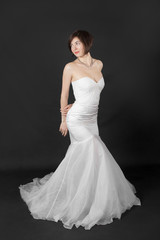 shapely bride