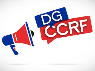 mégaphone : dgccrf