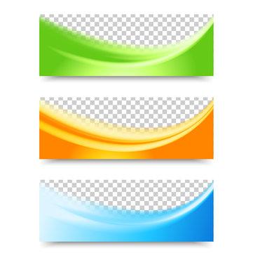 Flyer template header design.