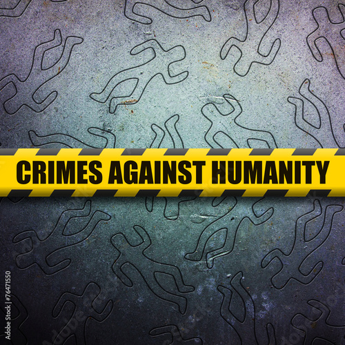 crime against humanity The logic of calling colonialism a crime against humanity is that the slogan will appeal to the segment of french voters with maghreb origins, he said, adding that it was part of selling the.
