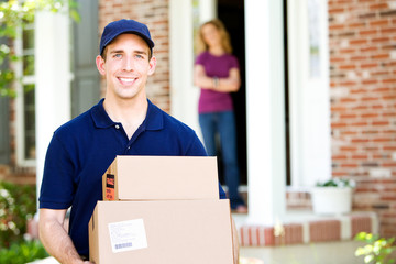 Delivery: Dropping Off Packages