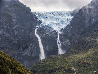 Gletscher Ventisquero Colgante Queulat