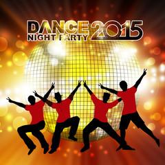 New year dance show