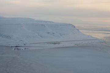 Flughafen Spitzbergen