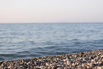 Sea Shore Horizon