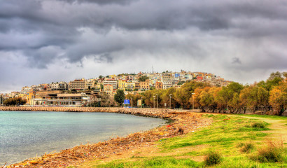 Mikrolimano marina in Piraeus, Athens - Greece