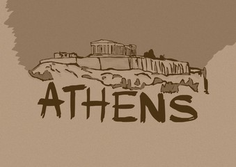 Athens vintage