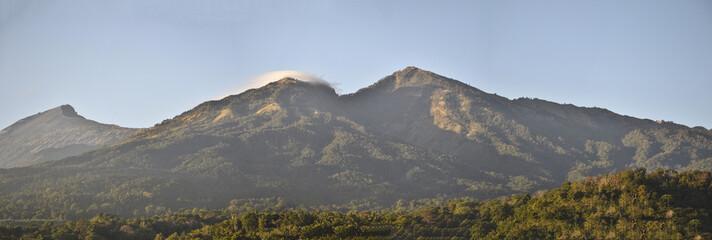 Lombok: vulcano rinjani
