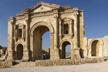 Hadrianbogen in Gerasa