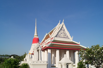 Small beautiful temple