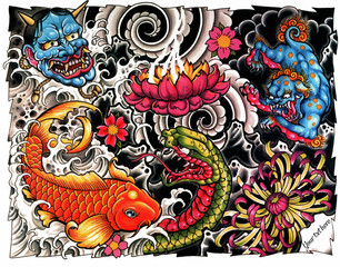 Tattoo poster