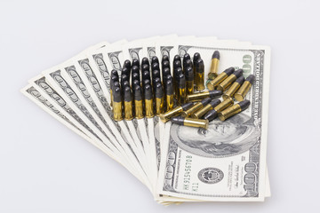 ammunition and dollar