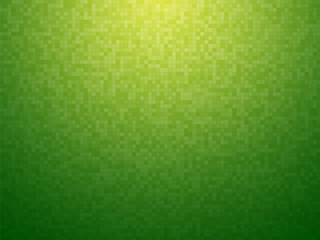 Colorful green checkered background