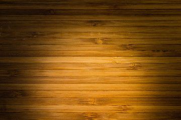 Wall Mural - Light brown wood
