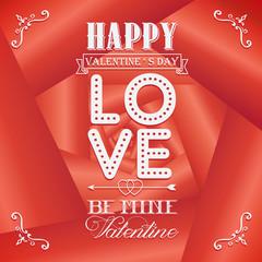 Valentine 's Day Background.