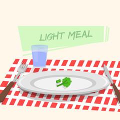 Light meal