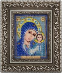 икона Богородицы, вышитая бисером.jpg