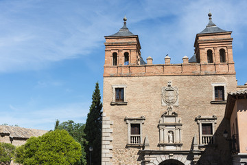 Puerta del Cambron, Toledo