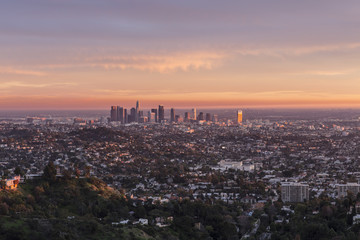Los Angeles Magic Hour