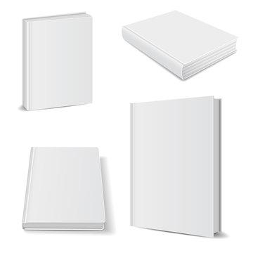 book blank set