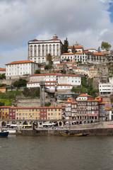 Historic Centre of Oporto in Portugal