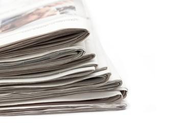 Verschiedene Tageszeitungen