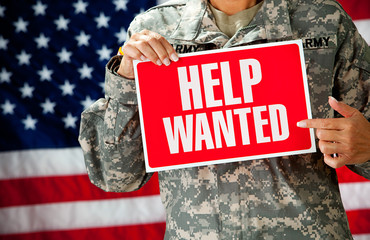 Soldier: Looking for a New Job