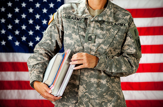 Soldier: Going Back to School