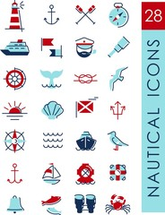 Nautical icons
