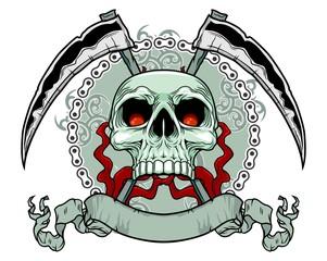 killer skull