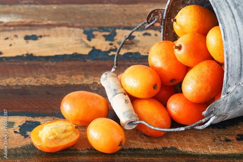 Fruit Jocote (Red Mombin, Mombin, Hog Plum, Siriguela