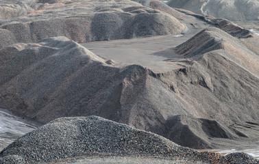 shale pit