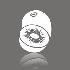 Icono Kiwi FO Reflejo