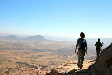 etiopia Monti Gheralta sul tetto del mondo