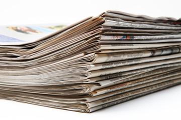 Zeitungen im Fokus