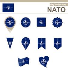 NATO Flag Collection
