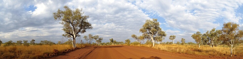 Karijini National Park, Western Australia - Panorama