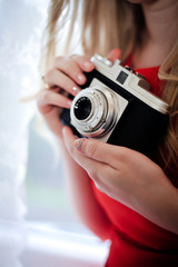 fotoapparat schön präsentiert