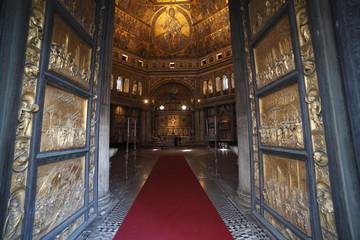 Toscana,Firenze,il Battistero