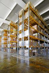 Tall shelves