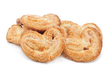 some palmeras, spanish palmier pastries