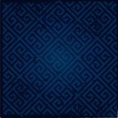 Background -greek pattern -blue -45 degree