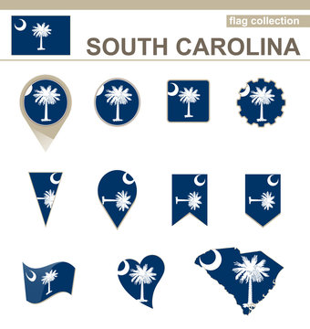 South Carolina Flag Collection