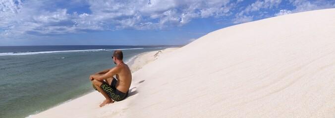 Dunes at Gnaraloo Station, West Australia