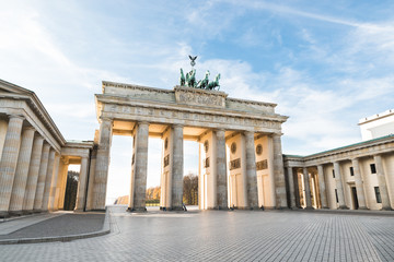 Papiers peints Berlin Brandenburger Tor In Berlin