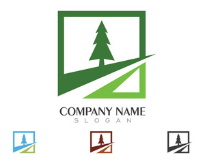 Cedar Logo Template V.4